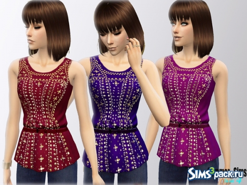 "Блуза ""Glam Top"" от Summer_Sims"