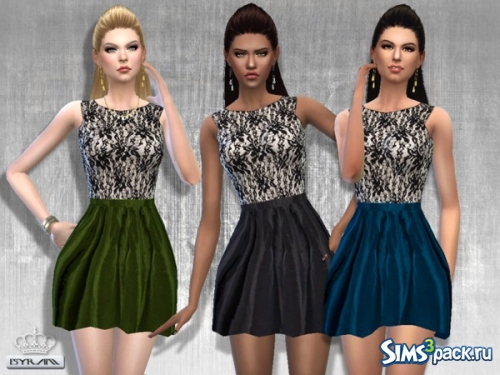 Платье Edis Lace Dress от EsyraM