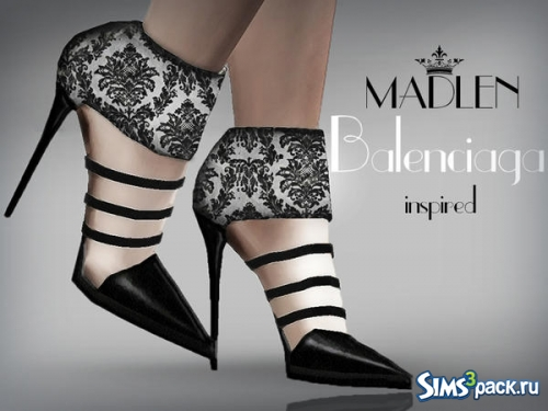 "Туфли ""Madlen Balenciaga Shoes"" от MJ95"