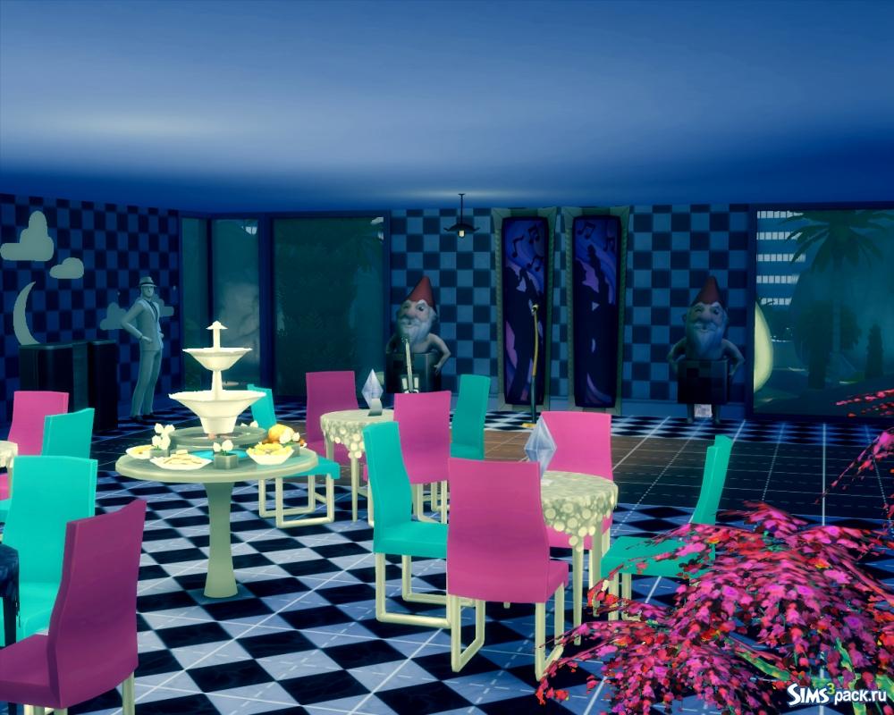 "Night club ""ombre"" by rany_randolff."