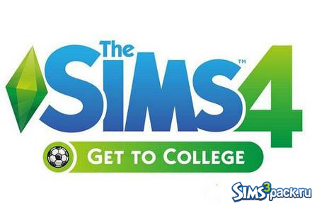 Мод GET TO COLLEGE от simsmaster