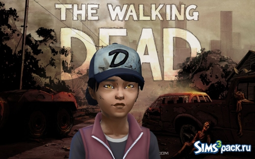 Кепка Клементины из The Walking Dead: The Game от DingDon