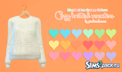 Свитер Cozy Knitted Sweaters