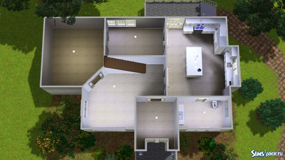Красивый дом в симс 4 поэтапно в картинках, субботнего утра открытки