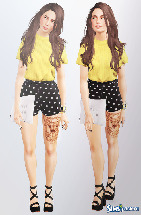 Сет Willow от thatsfetchsims