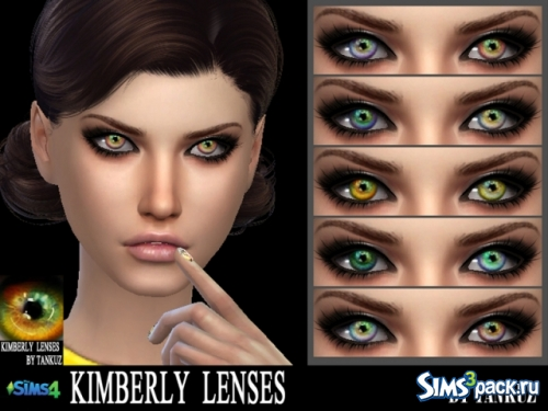 Линзы Kimberly Lenses от Tankuz