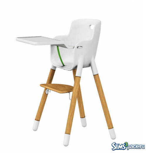 Стул для малыша Gro Flexa High Chair with Tray от YoSimSima