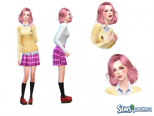 Кофуку из Noragami от AnarchyOFtheSims