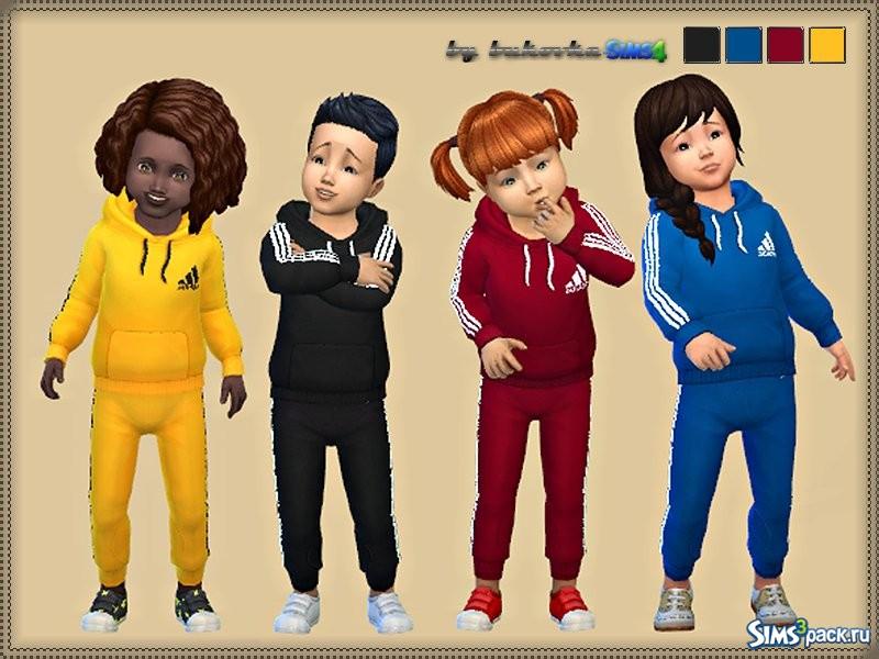 32a5aab3 Оригинальное название - Set Adidas. Сет спортивных костюмов для малышей от  известной фирмы. 4 цвета.