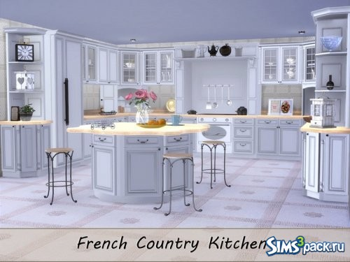 Кухня French Country