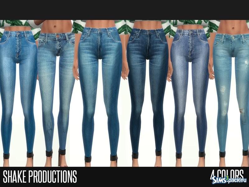5a00de319cc Скачать коллекция джинсов  58 от ShakeProductions для Симс 4