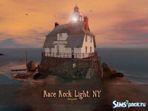 Дом Race Rock Light