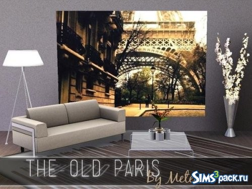 Постер The Old Paris