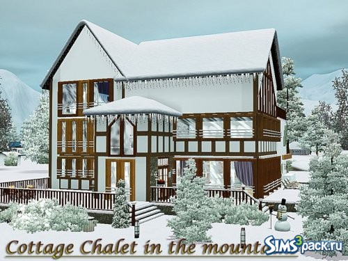 Дом Chalet in the mountains