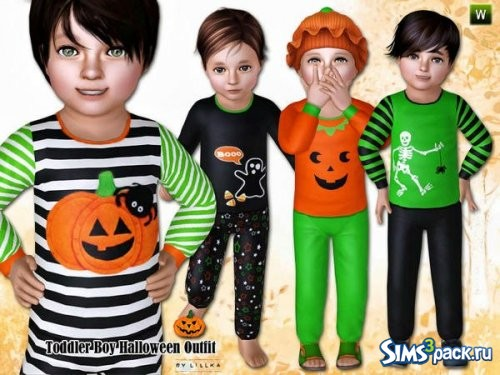 Костюм ~ Toddler Boy Halloween ~