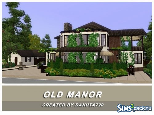 Дом Old Manor
