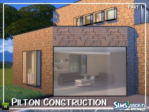 Сет Pilton Constructionset Part 1