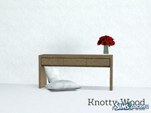 Текстура KnottyWood Vertical