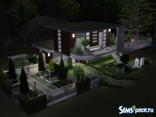 Дом Sims Tranquil
