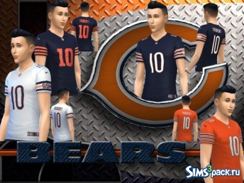 Футболка Chicago Bears
