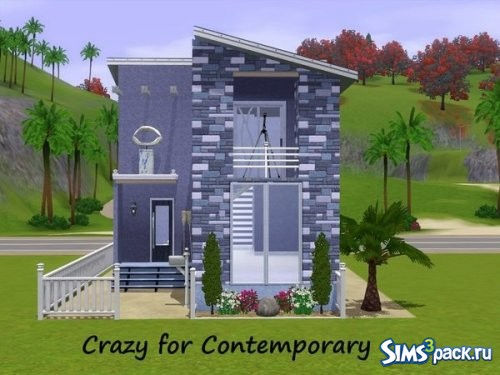 Дом Crazy for Contemporary