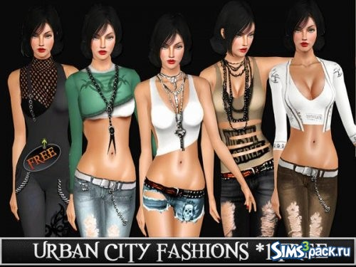 Сет Urban City Fashions