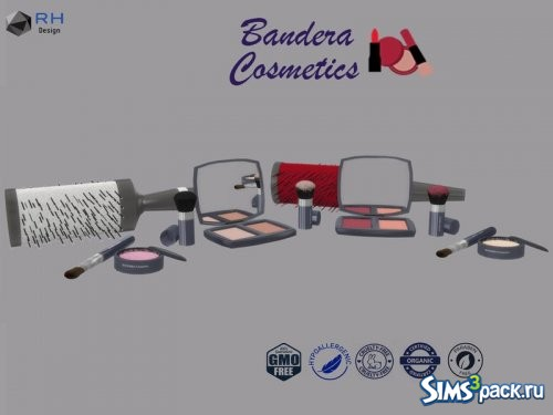 Сет BAUBLE & Bandera Beauty Supplies