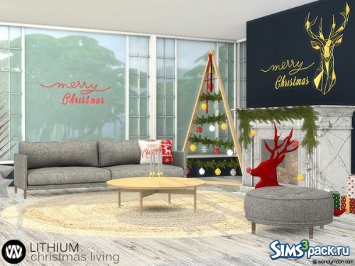Предметы для Новогодних и Рождественских праздников - Страница 2 Bddd3ec417f2aaa_big
