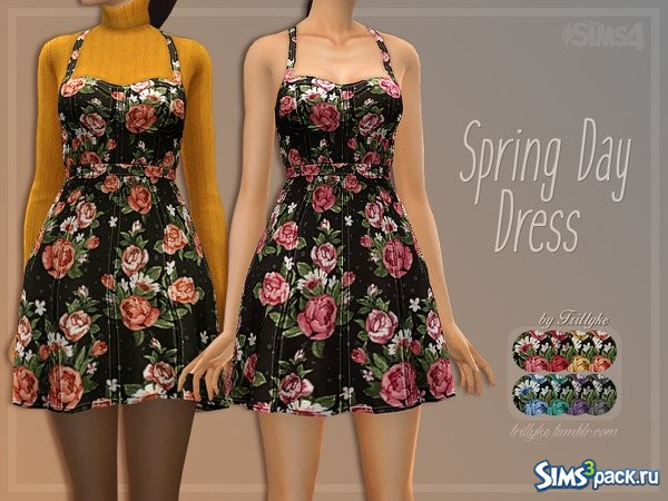 f3d25ef41f1 Одежда для Симс 4 - скачать бесплатно одежду для Sims 4